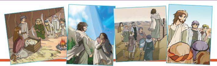 Spanish Manga Messiah to reach thousands