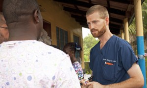 Dr. Kent Brantly (Photo Courtesy of Samaritan's Purse(