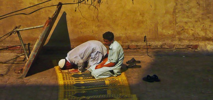 Ramadan: fasting, fear, and opportunity