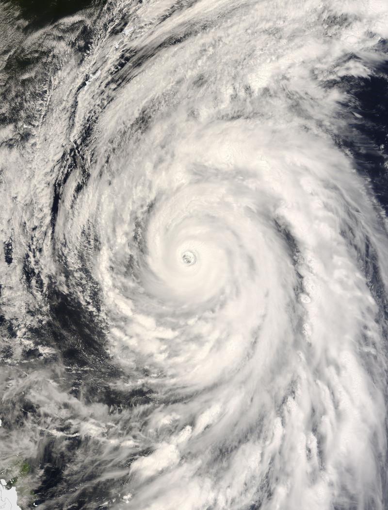 Typhoon season begins in the Philippines