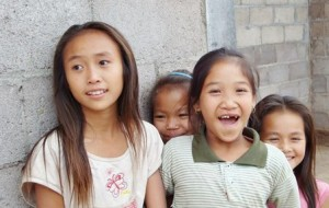 Every child in the Vision for Children program is matched with a sponsor. (Photo by VBB)
