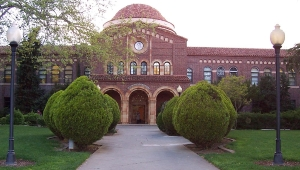 (Photo Kendall Administration Hall at California State University, Chico, courtesy Wikipedia)