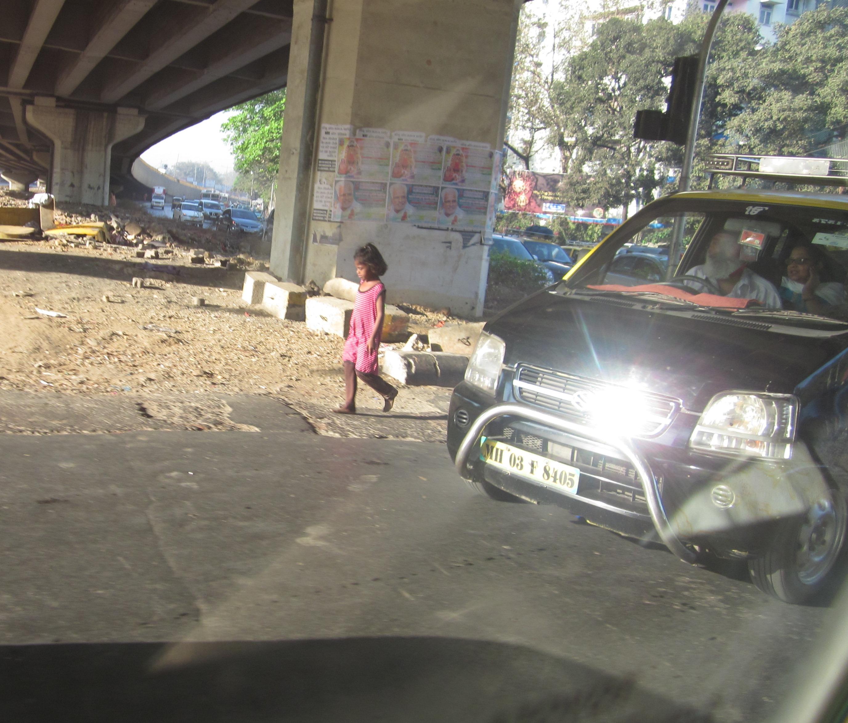 little girl mumbai