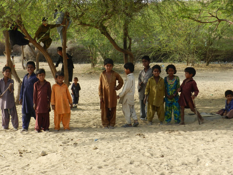 Drought impact lingers in Pakistan