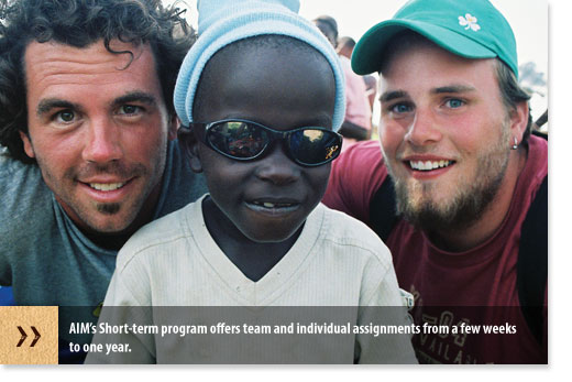 Vision for Africa corresponds with Urbana 15