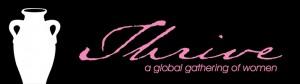 Thrive conferences logo