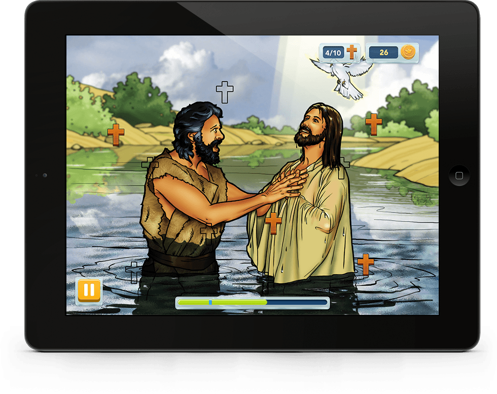 Bible.is KIDZ App engages kids with the Bible