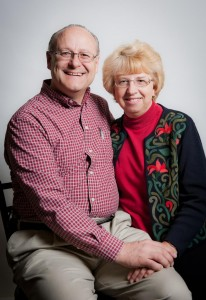 David and Nancy Writebol, SIM Missionaries in Liberia. Nancy was stricken with Ebola in Liberia (Photo Courtesy of SIM U.S.A.)