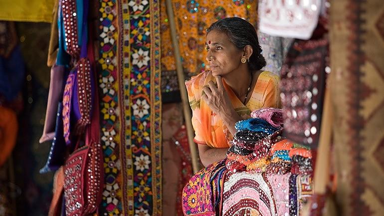 Finding the hidden women of India