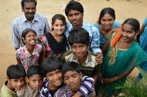 Church leaders were encouraged to view people as Jesus does.  (Image courtesy India Partners)