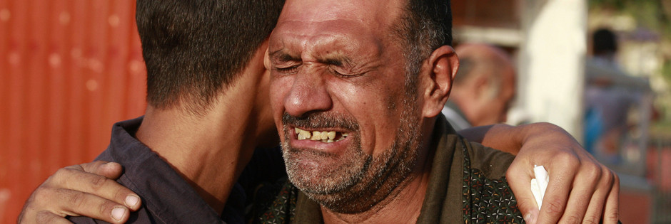Donations help Christian refugees in Iraq