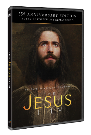 'JESUS' movie leads witch to Christ