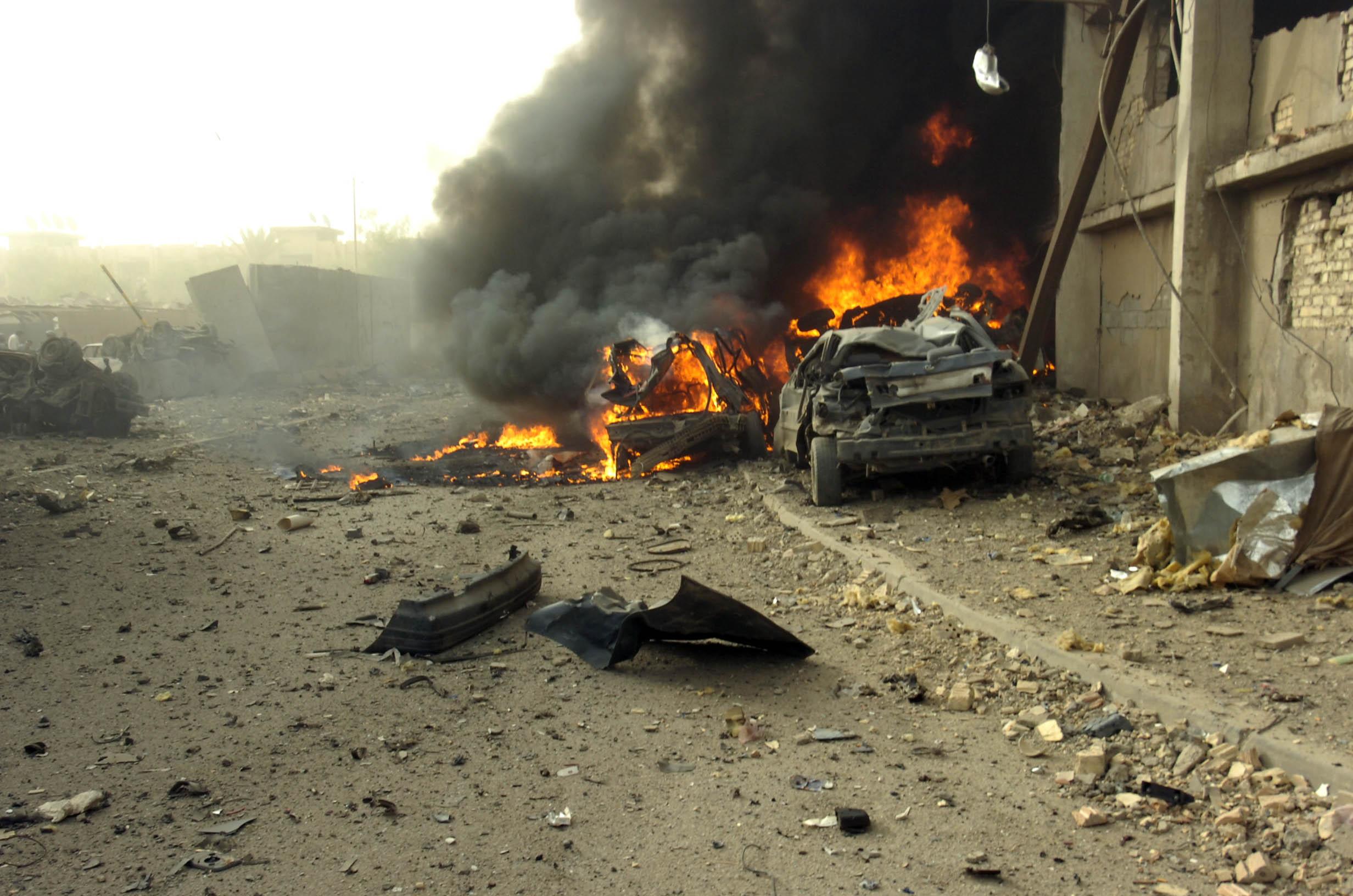 Islamic State targeting Baghdad?