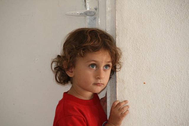 Praying for children in crisis