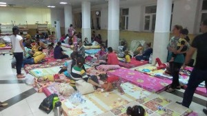 Christians flee Iraqi villages