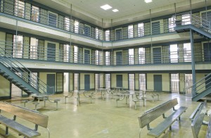 The Ouachita River Correctional Unit in Arkansas.