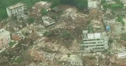 Christians responding to China earthquake