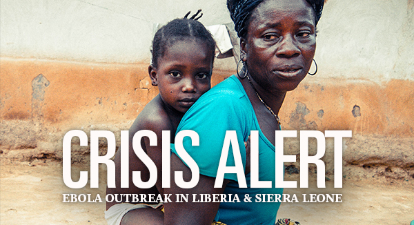 Ebola epidemic stalls outreach