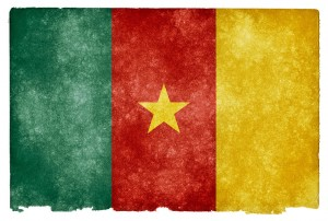 (Image Cameroon flag courtesy Flickr/CC/comphotos)