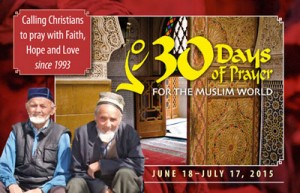 Support Mission Network News with your best gift and receive the 2015 30 Days of Prayer for the Muslim World Prayer Guide.