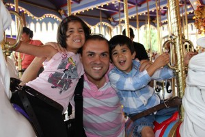 American Pastor Saeed Abedini, a Muslim convert to Christianity, faces an 8 year prison sentence after his September 2012 arrest and indictment in Iran because of his religious beliefs. The Iranian government refuses to recognize his U.S. citizenship or make his charges public. Abedini's U.S.-based family is being represented by the American Center for Law and Justice (ACLJ). (Photos courtesy of The American Center for Law and Justice).
