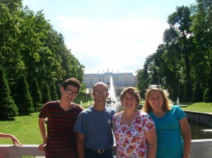 The Halteman family.  (Photo cred: Joanne Halteman)