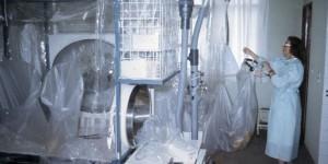 Ebola isolation unit (Photo cred: EFCA ReachGlobal)