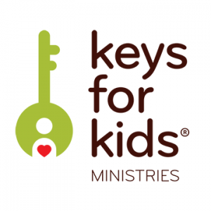 (Logo cred: Keys for Kids)