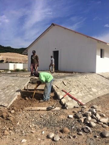God blesses Community Transformation Center