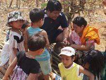 New believers face challenge in Myanmar