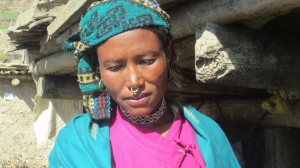 A believer and prayer warrior in Nepal (Photo courtesy of World Mission)
