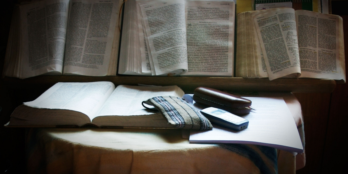A place for you in Bible translation
