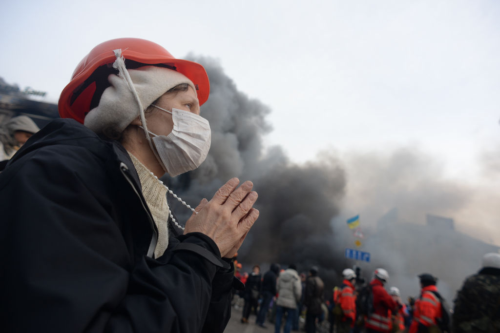 Ukraine at a crossroads