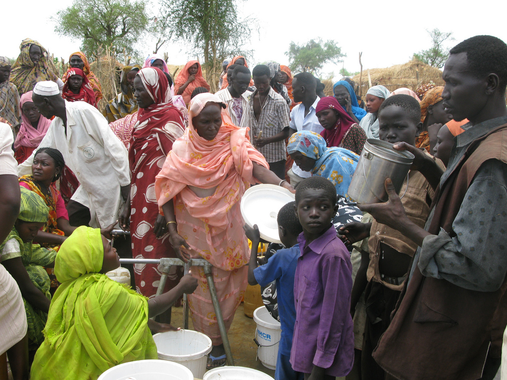 Civil war takes its toll on the children in South Sudan