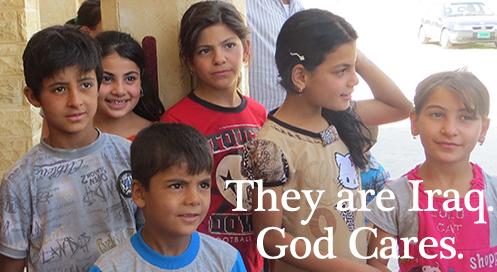 Iraq: taking action
