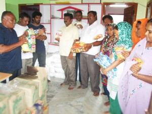 Hudhud recovery
