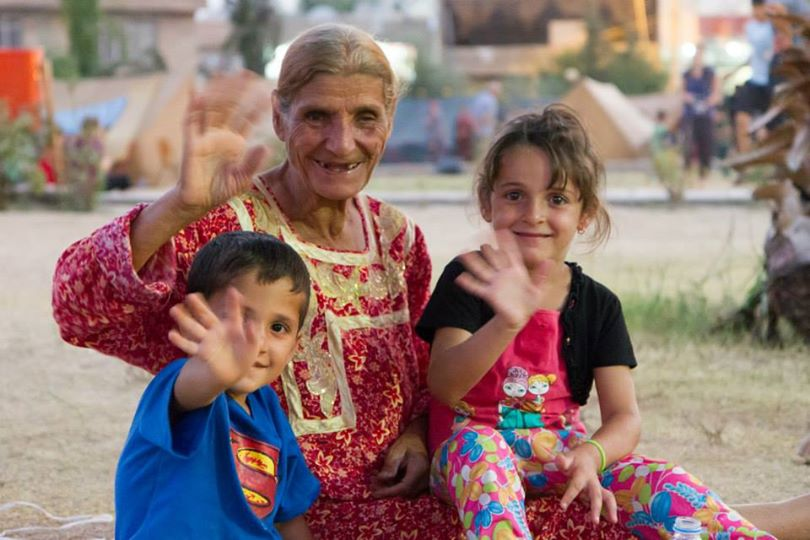 Christians in Iraq have no place to call home