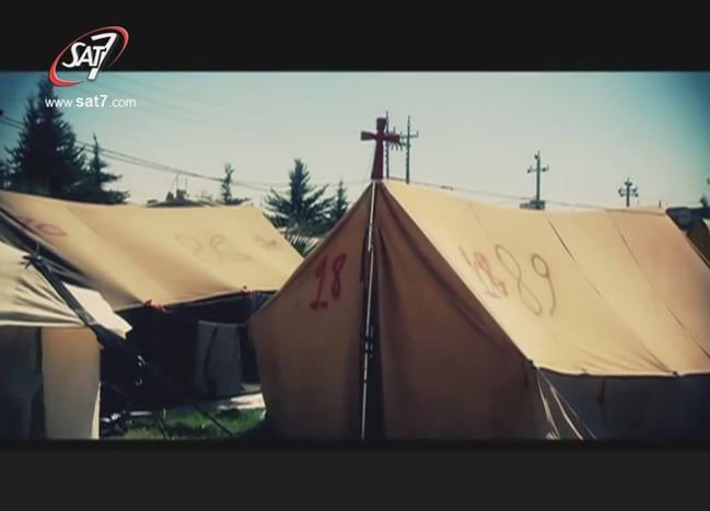 Iraqi refugees tell their story