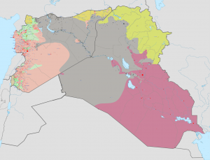 Islamic State expansion