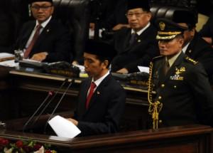 Joko Widodo speech