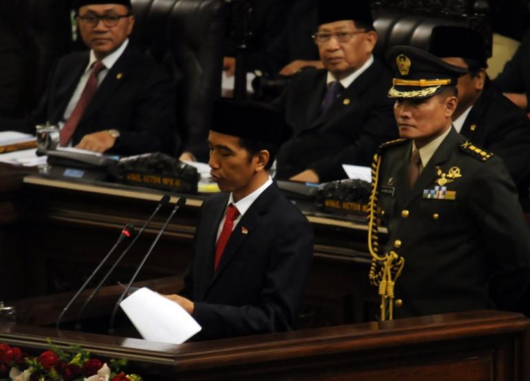 Joko Widodo: a sign of hope?