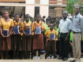 Ghana: taking Next Generation training to a new level