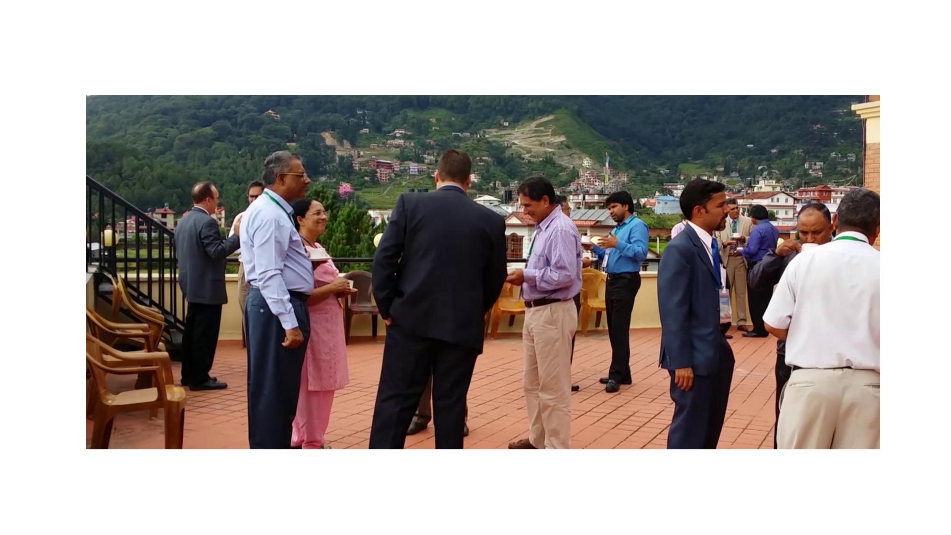 Breakthrough talks in South Asia