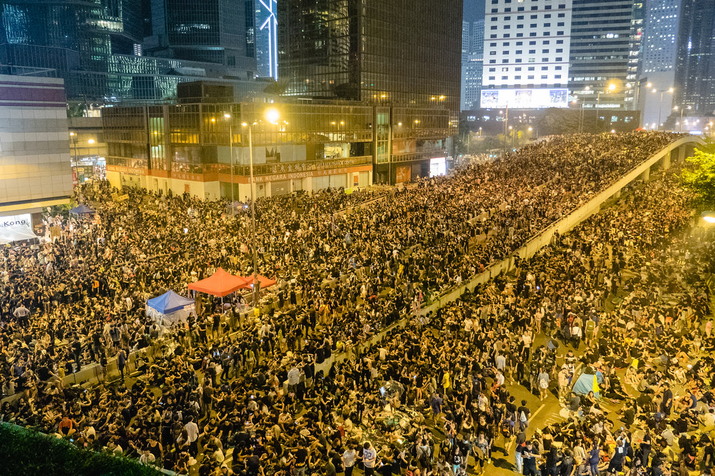 Leadership plays a critical role in Hong Kong protests