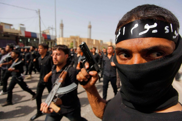 Brute force from ISIS could backfire