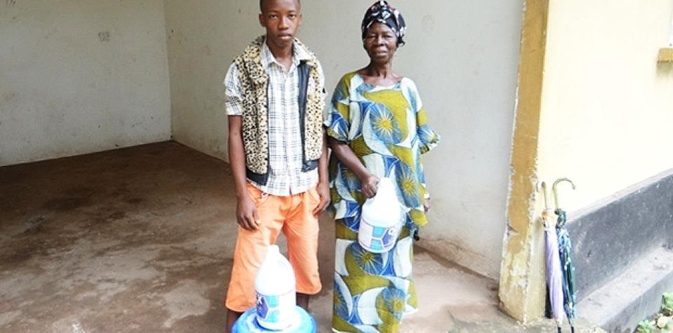 Moving toward critical mass on Ebola outbreak
