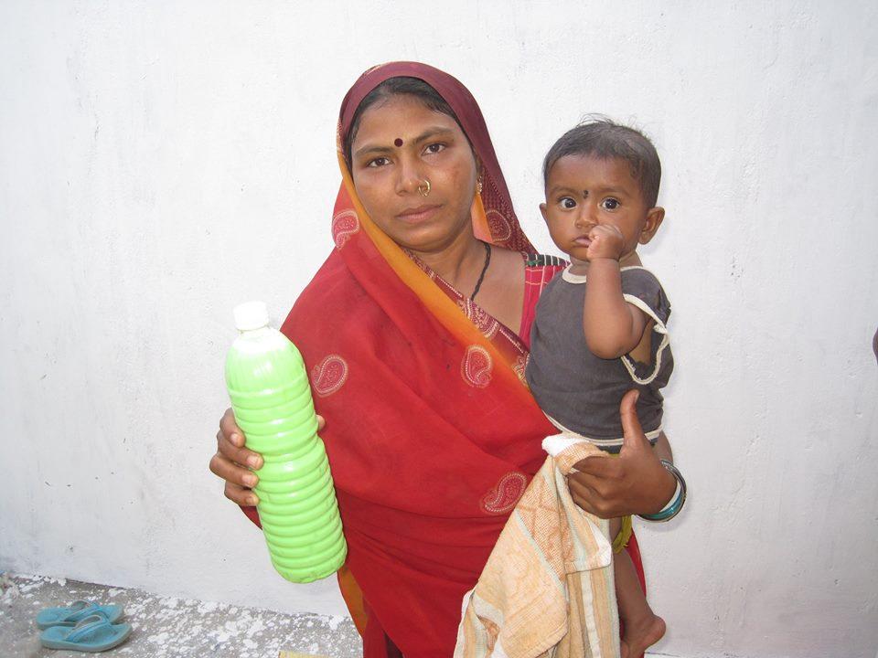 Epidemic in India: illiteracy
