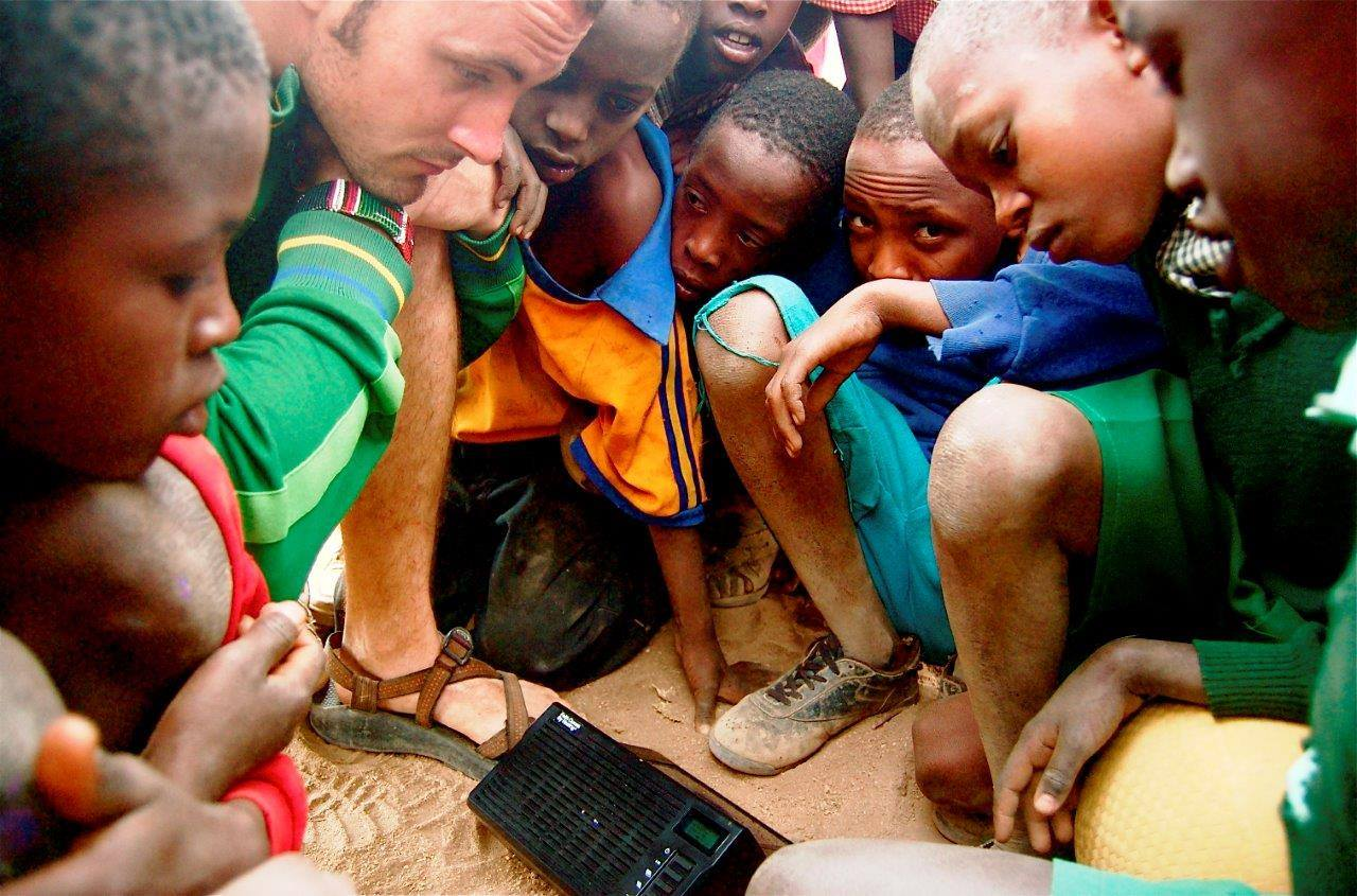 Audio Scriptures bring Christ to unreached groups
