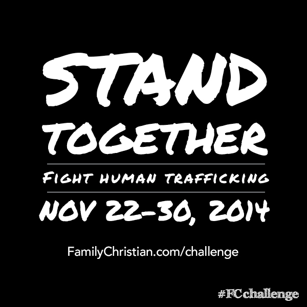 How to stop child trafficking: pray, shop, give