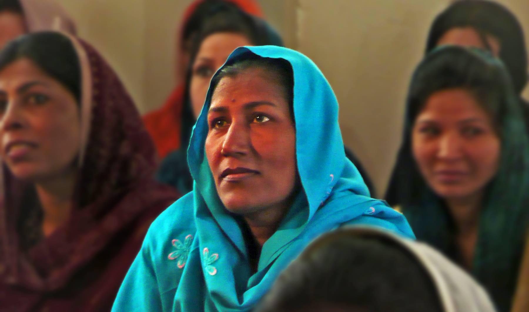 Pakistani Christian Women Serve Jesus Despite Constant Oppression